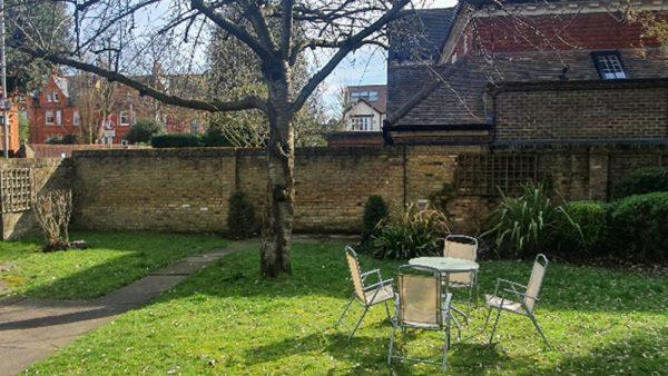 Thurleigh Road - Back Garden